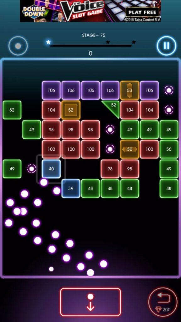 Bricks Breaker Quest Gameplay