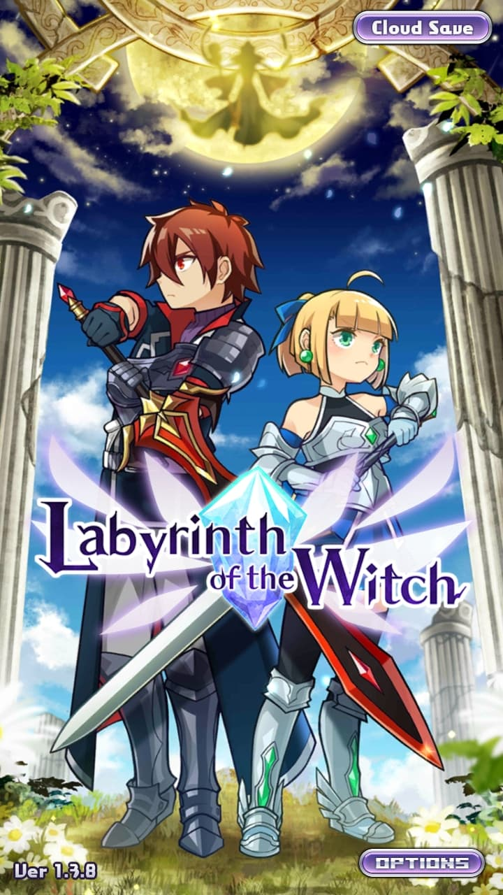 Labyrinth of the Witch 1 - polyspice
