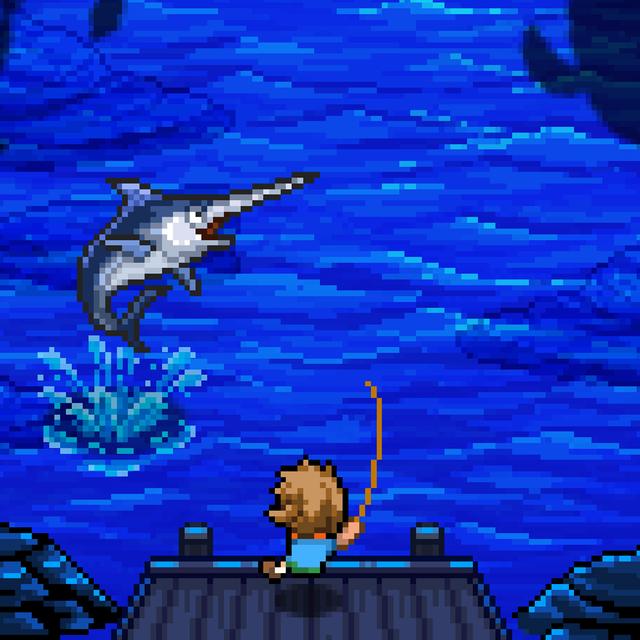 Fishing Paradiso