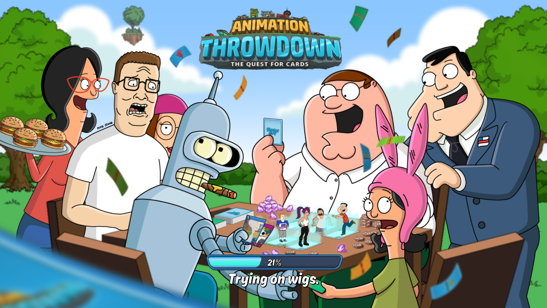Animation Throwdown